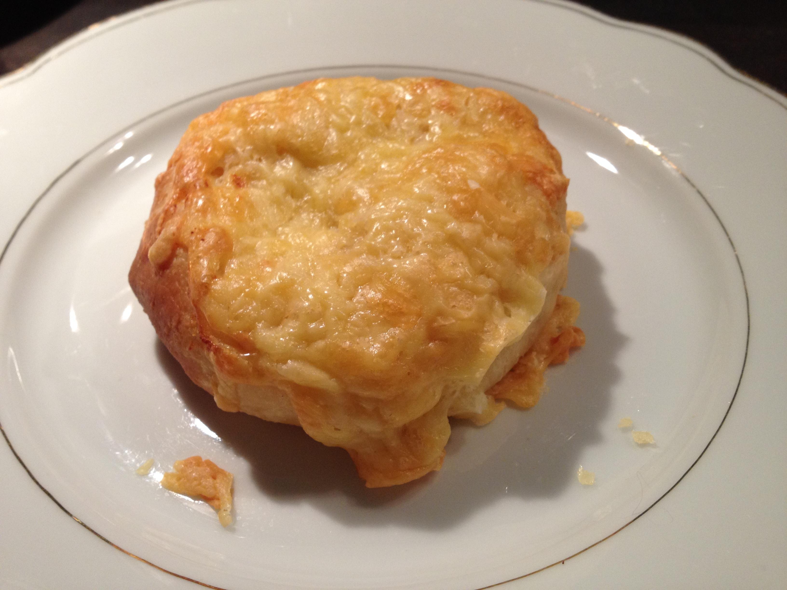 Käse-Knoblauch-Brötchen
