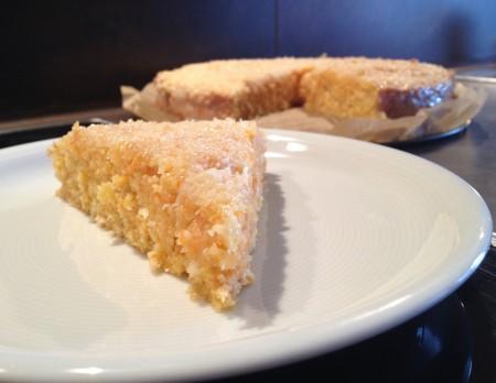 Möhren-Kokos-Kuchen