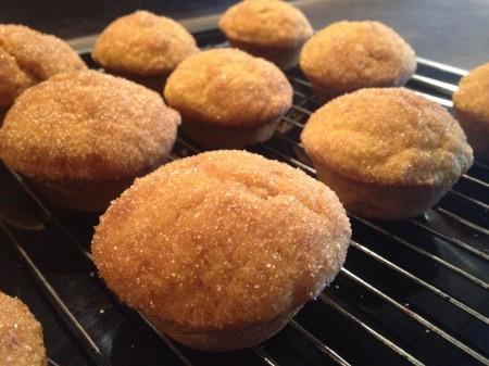 Kürbismuffins